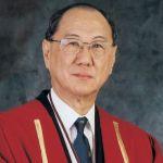 Prof. Richard Yu Yue Hong, SBS<BR>余宇康教授